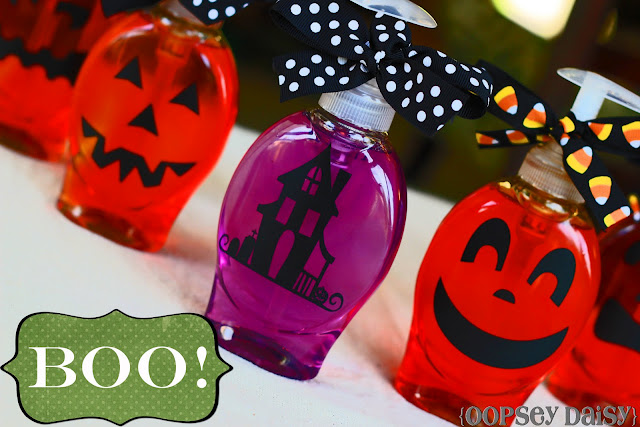 halloween liquid hand soap