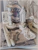 Shabby chic decoratie