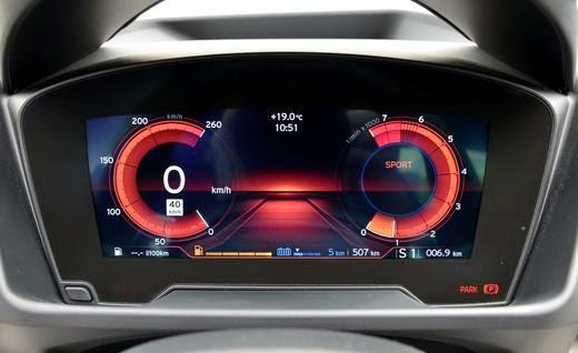Painel Nova 2015 BMW i8