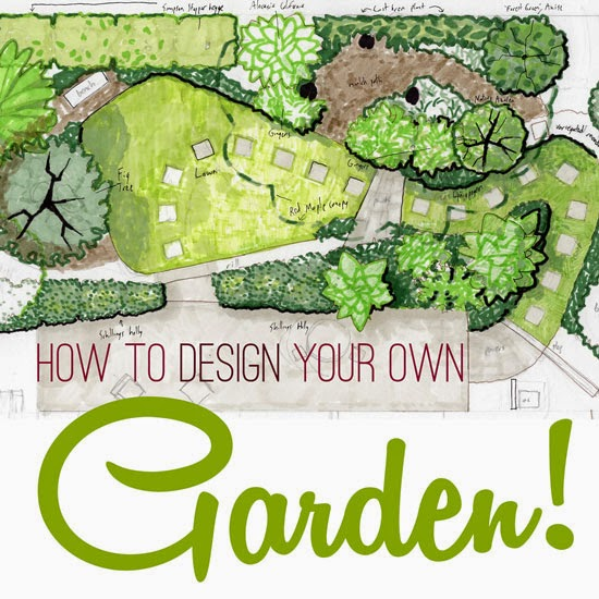 Turning a garden 39 s problems into personality for Design my own garden