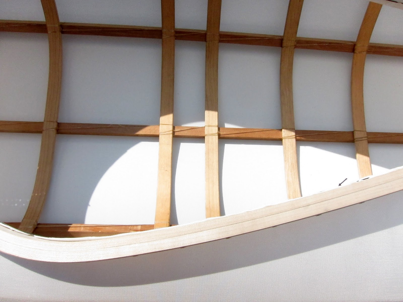 Skin on frame kayak plans - Skin On Frame Construction Is The Way That Kayaks Were Originally Built In The Arctic Waters Of Their Origin You Make A Wooden Skeleton That Is A Framework