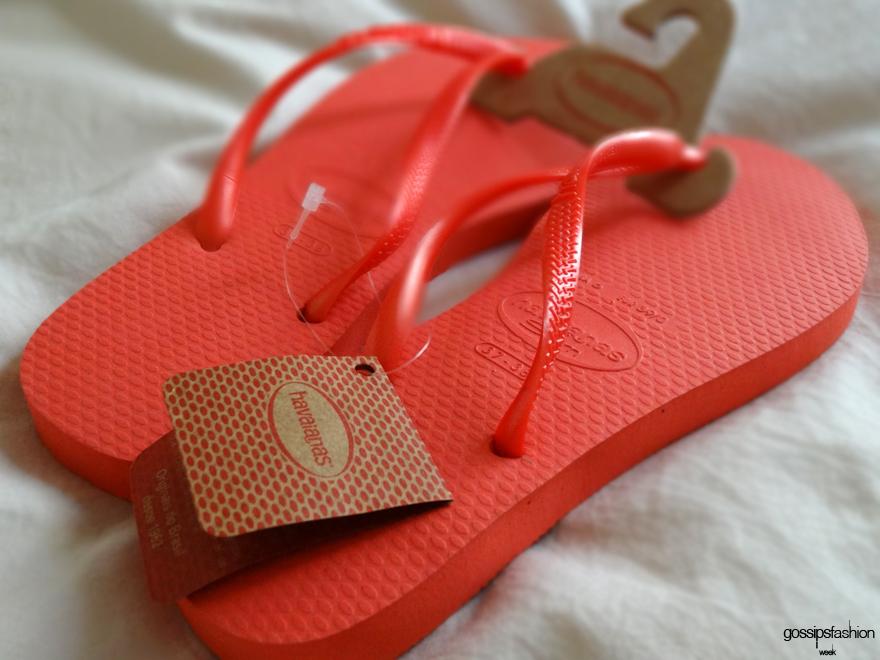 sandalias havaianas chanclas flip flops sandals esmalte de uñas sephora