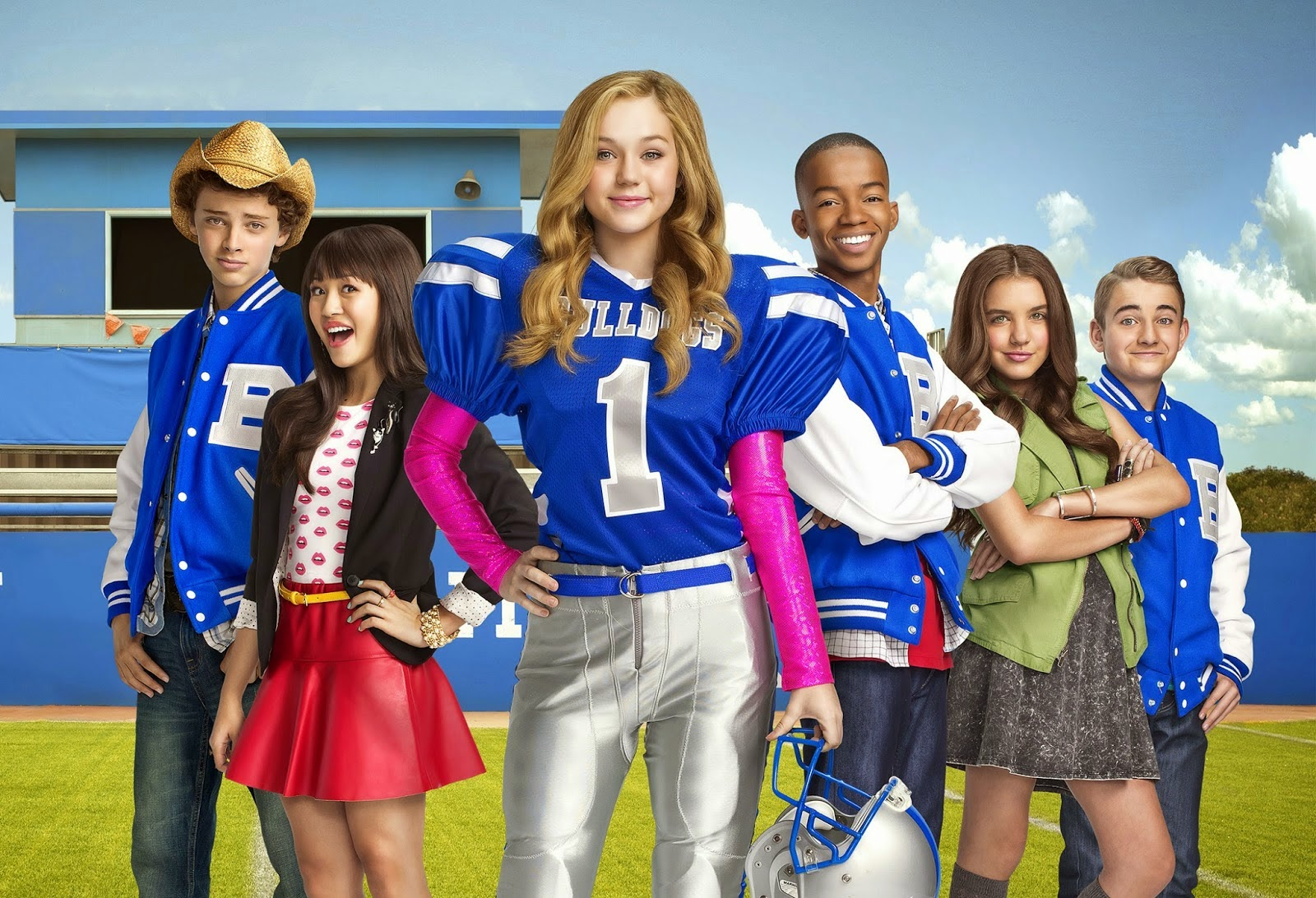 New show bella and the bulldogs expected tx mid 2015