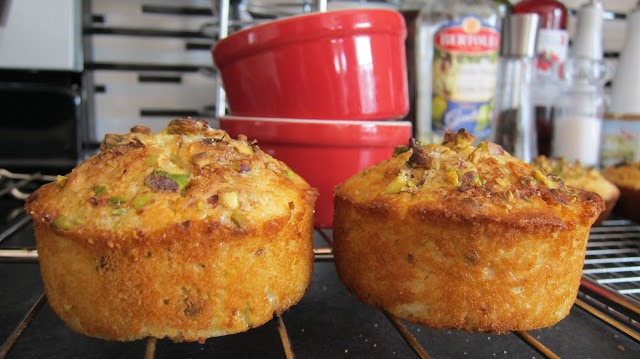 Muffin Monday: Rice Pudding Muffins