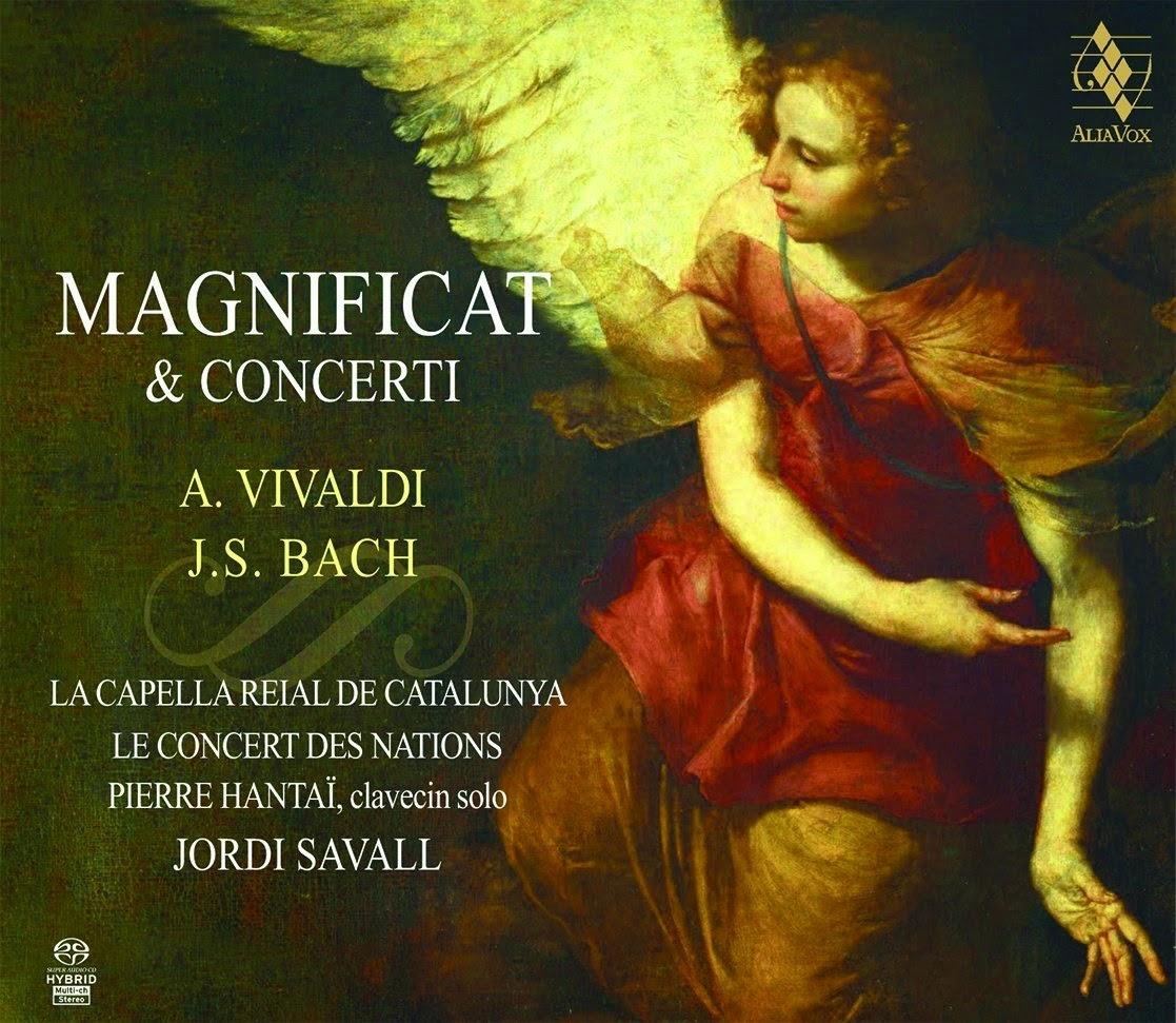 Magnificat & Concerti - Jordi Savall