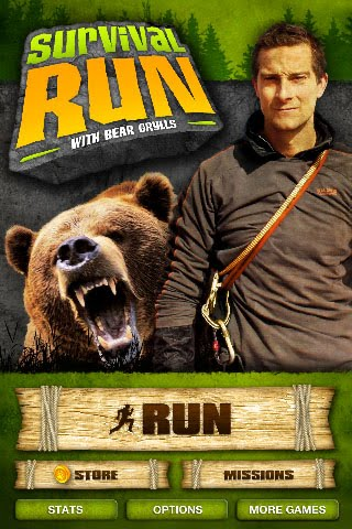 Survival Run With Bear Grylls Free App Game By F84 Games