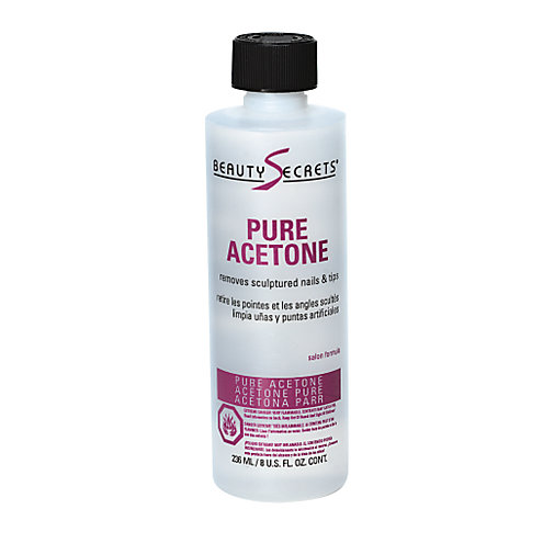 Beauty Secrets Pure Acetone