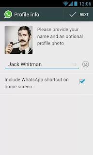 WhatsApp Messenger v2.11.42