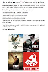 """Proyección de la película """"Che. Guerrilla"""""""