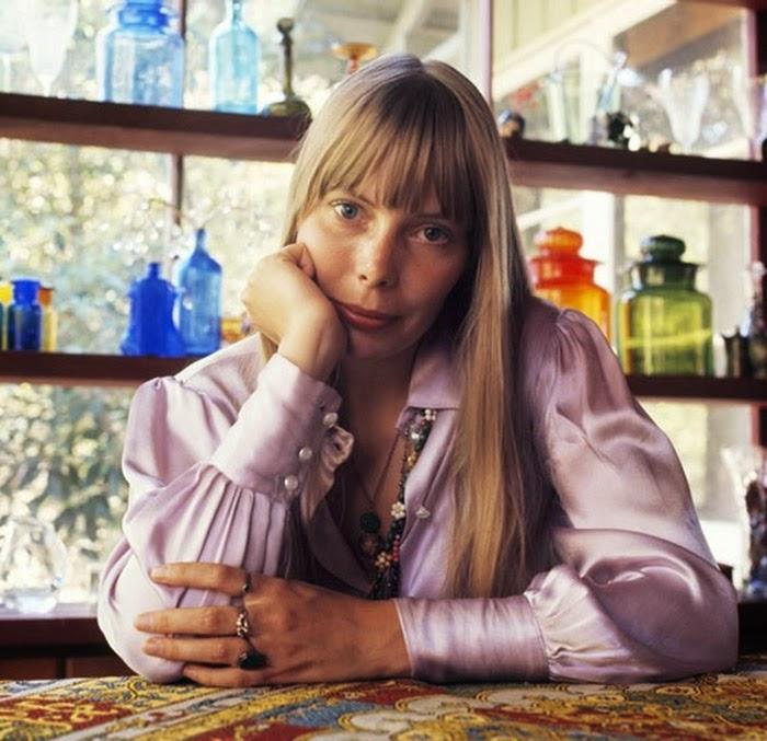 amilita joni mitchell 1970s