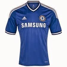 Jersey Bola Chelsea 2014 The Oscar