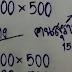 มาเเล้วเด้อ เลขเด็ด!! อ.ฅนสุราษฎร์ (รชต) ประจำงวดวันที่ 16/09/58