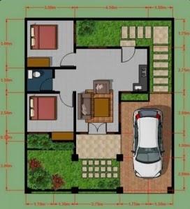 lebih menguntungkan ketimbang rumah minimalis type  Inilah Desain Rumah Minimalis Terbaru Type 45