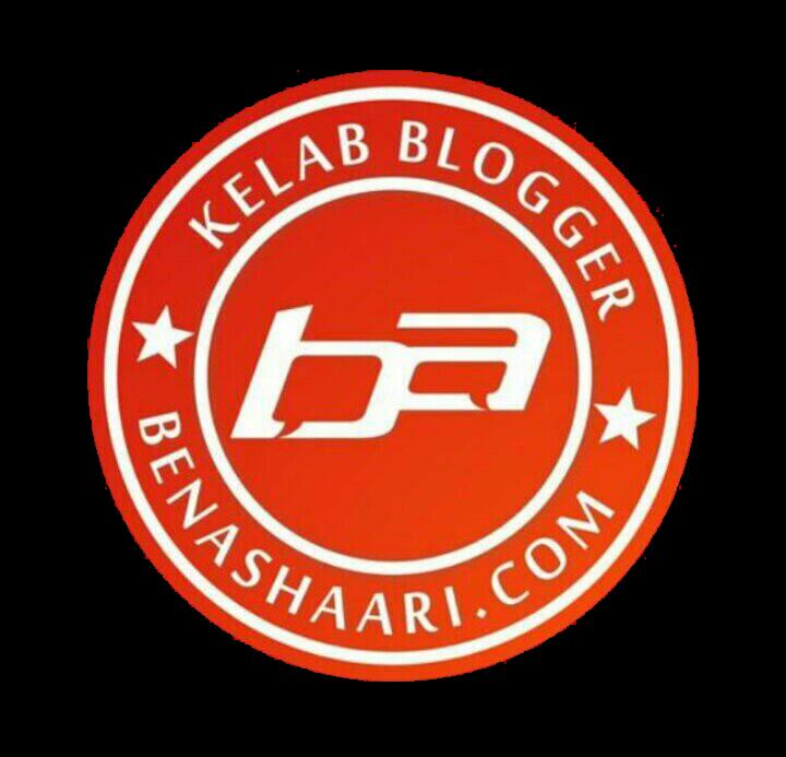♥ #kelabbloggerbenashaari ♥