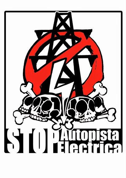 Stop autopista eléctrica