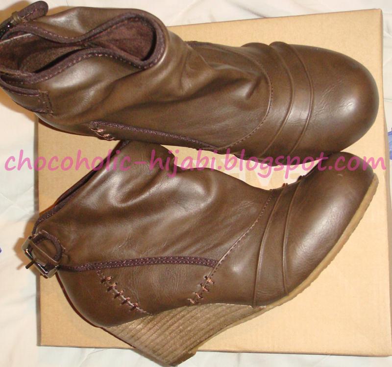 Barratts Black Shoes
