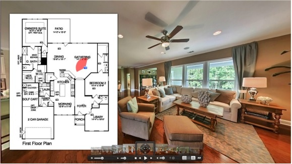 Rtv announces magic plan rtv inc for Floor plan virtual tour