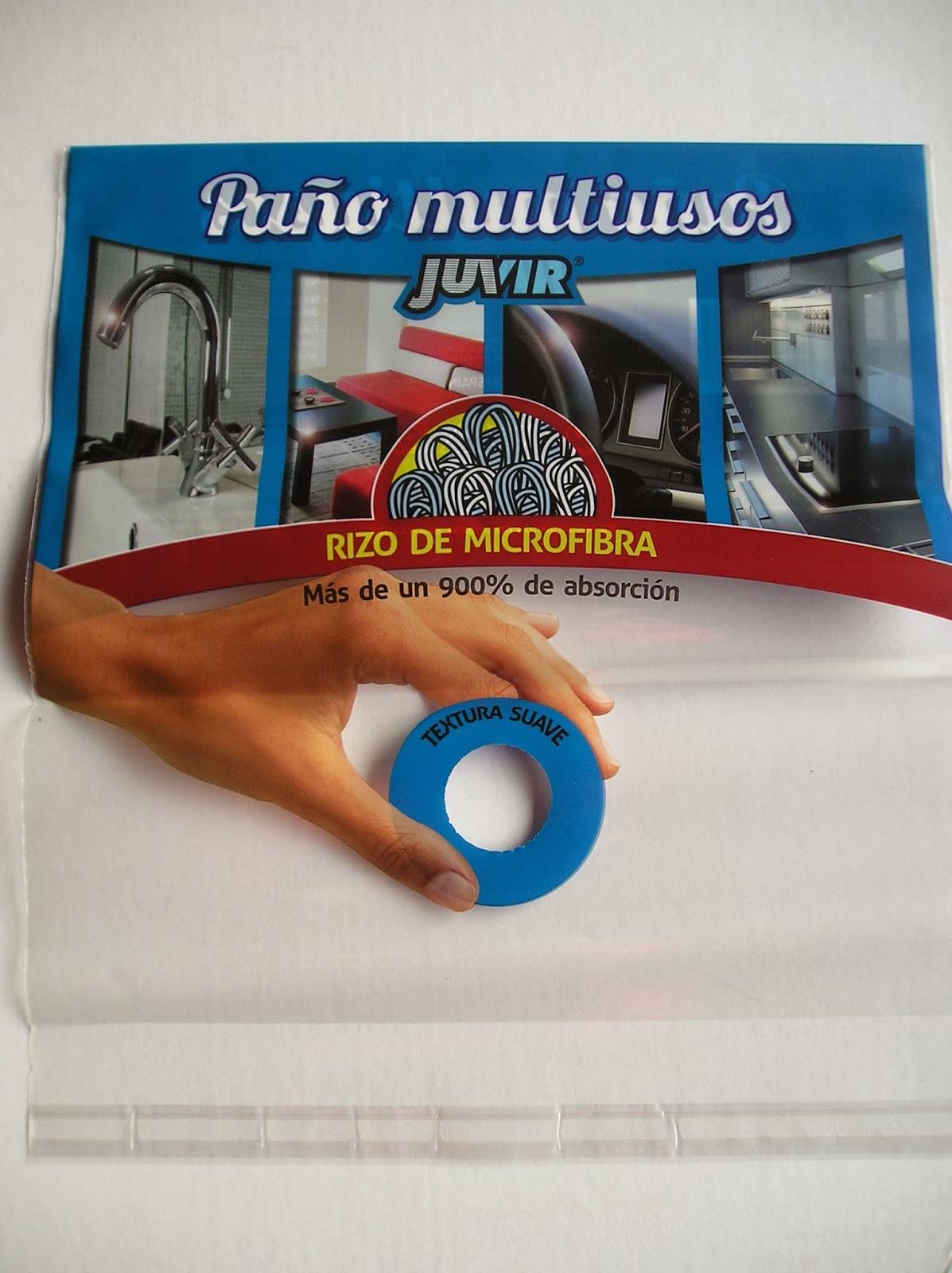 bolsa PP agujero  troquelado + solapa adhesiva