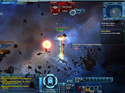 Star Trek Online - Space Combat