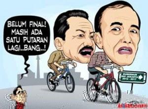Jokowi vs Foke - Takotak Miskumis - Parodi