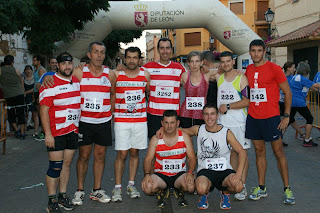 Equipo Club Maraton Benavides del Orbigo