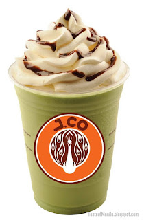 J.CO Cappuccino Avocado