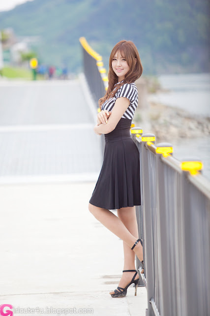 4 Gorgeous Choi Byeol Ha - very cute asian girl - girlcute4u.blogspot.com