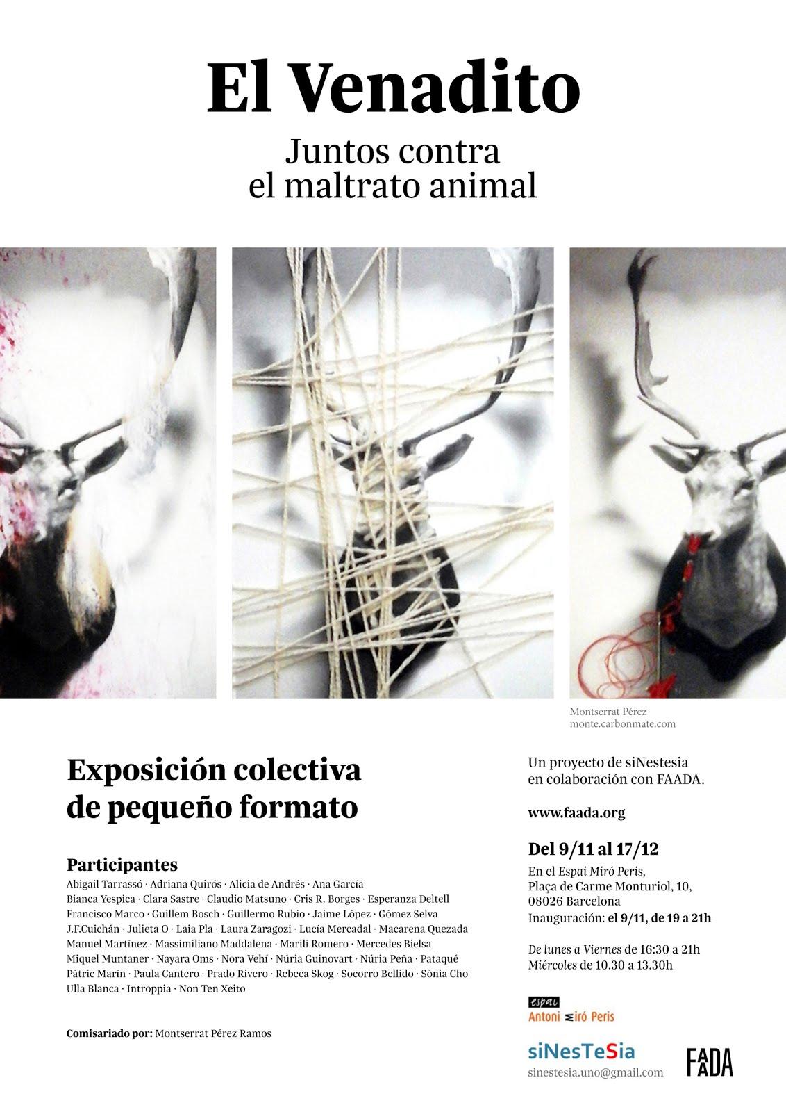 Exposición El Venadito