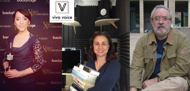 NACE VIVA VOICE, PRODUCTORA DE AUDIO EN UK