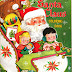 Livro para Colorir do Papai Noel