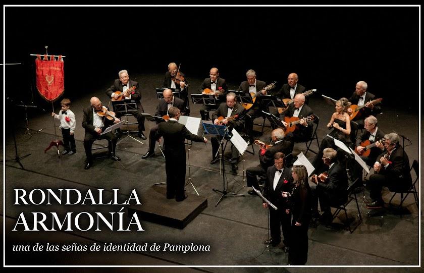 Rondalla Armonía de Pamplona