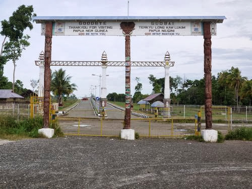 RI-PNG Mantapkan Kerja Sama Kawasan Perbatasan Negara