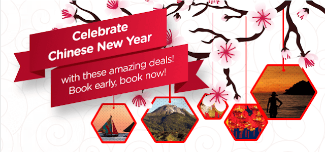 AirAsia: Celebrate Chinese New Year 2016