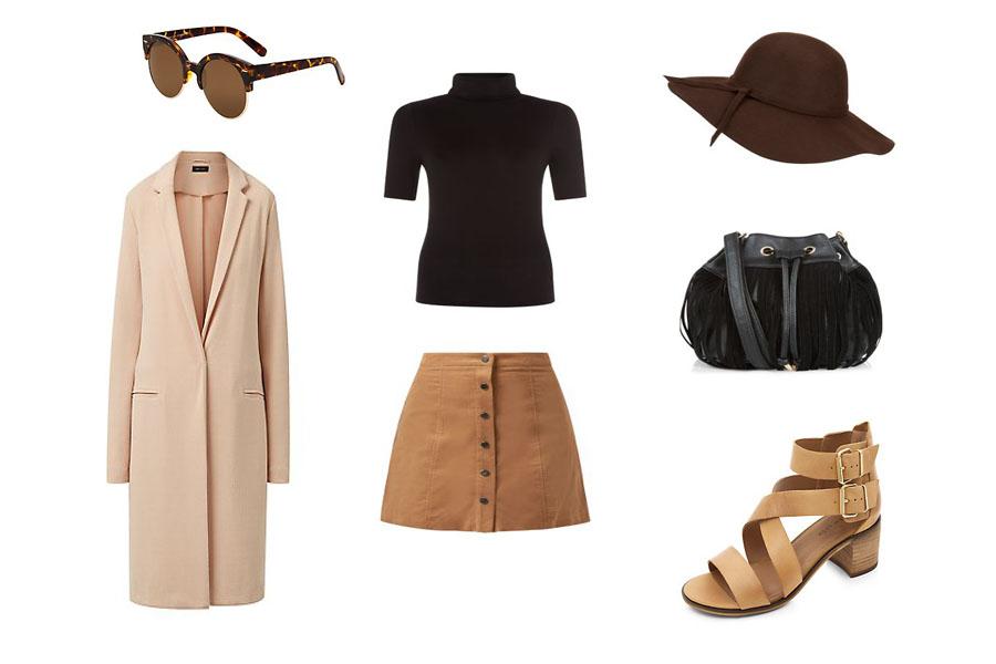 New Look 70's Style Wishlist