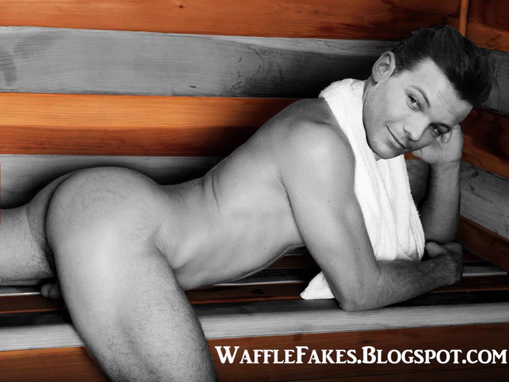 Jensen Ackles Fake Nudes Cool sinners paradise: fakes: louis tomlinson (2)