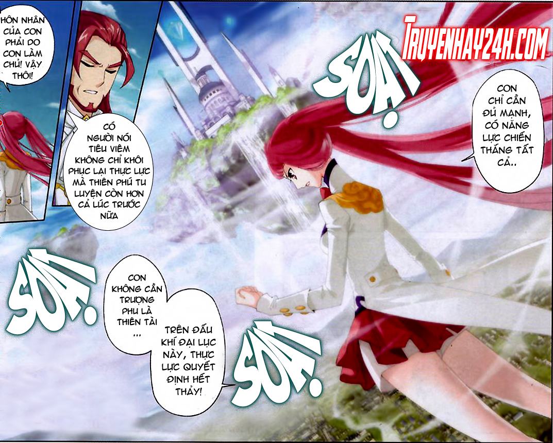 Đấu Phá Thương Khung chap 61 page 14 - IZTruyenTranh.com
