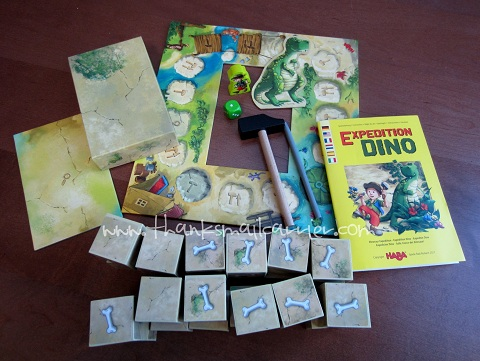 HABA Expedition Dino