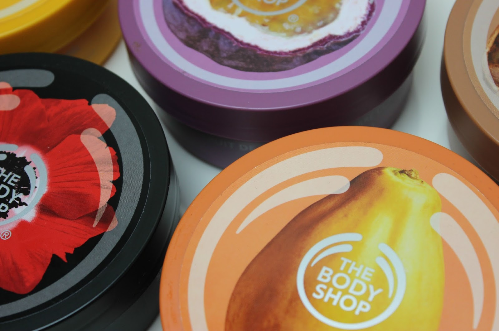 A picture of The Body Shop Body Butter