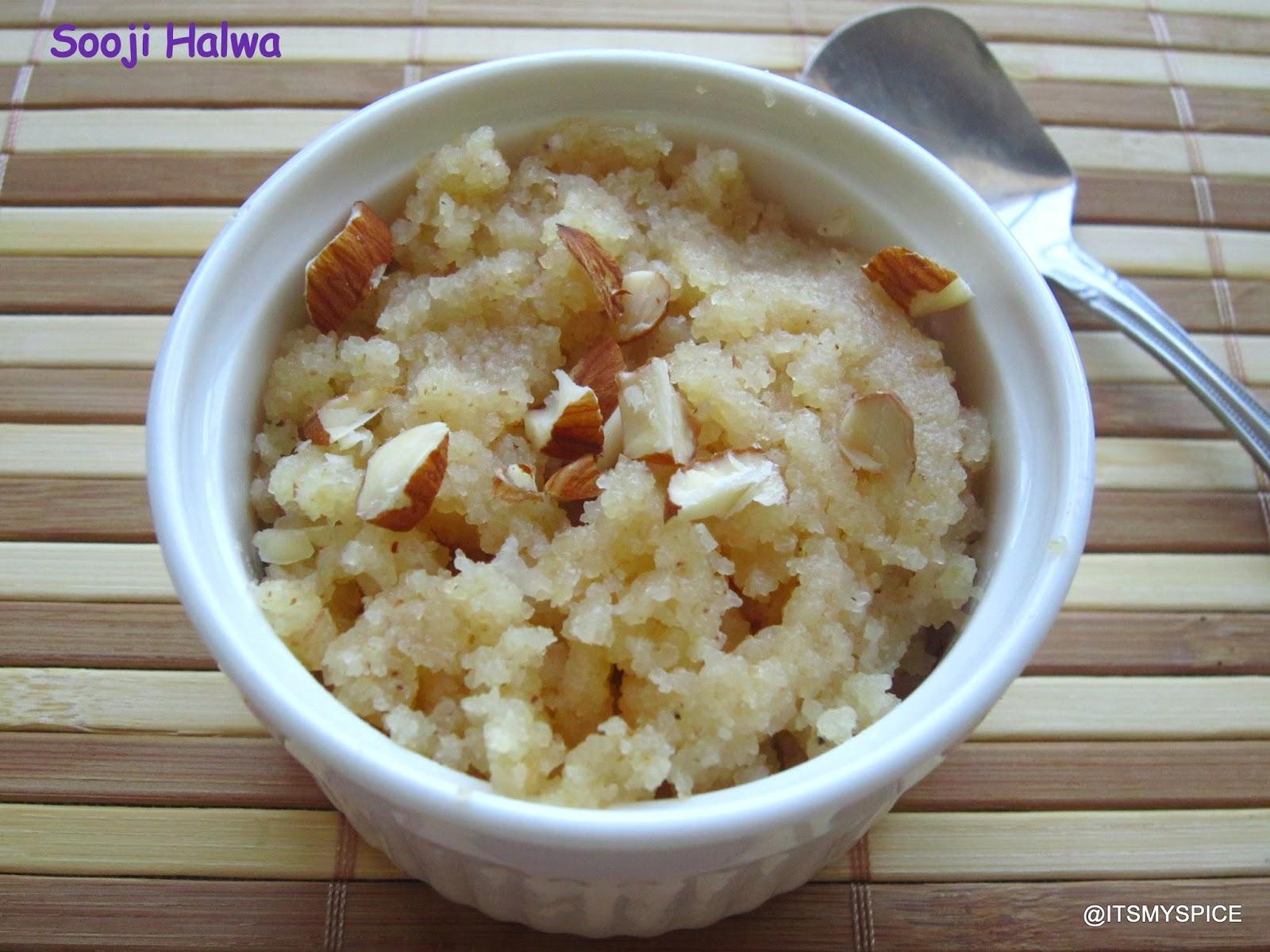 also called kesari-an indian sweet