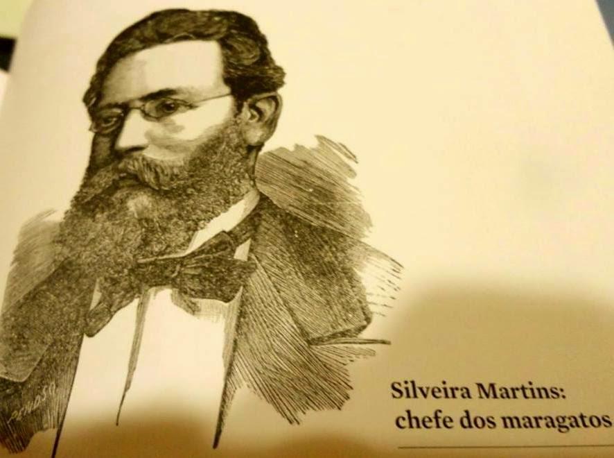 Silveira Martins - monarquista