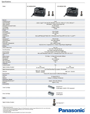 Panasonic Multi KX-MB-2062 / KX-MB2061