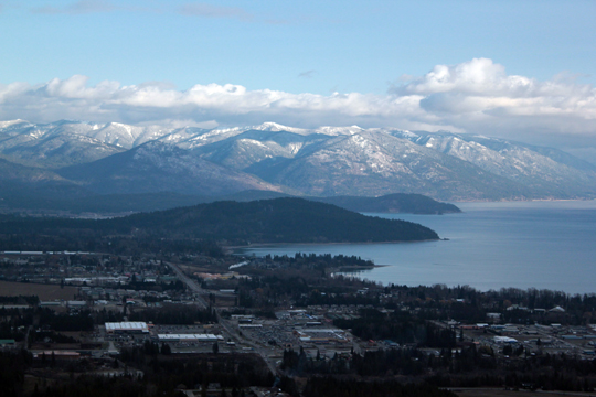 sandpoint view