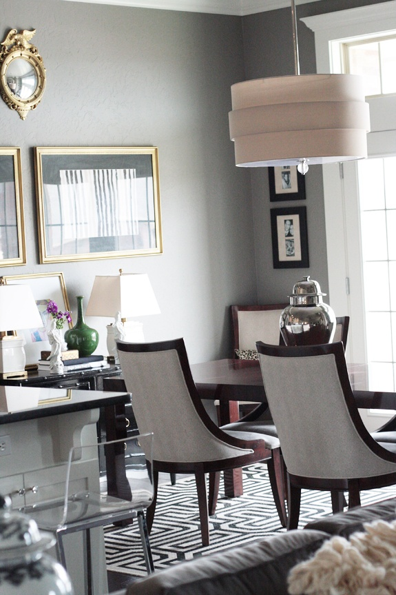 Splendid sass gray or grey or greige for Manhattan tan paint color