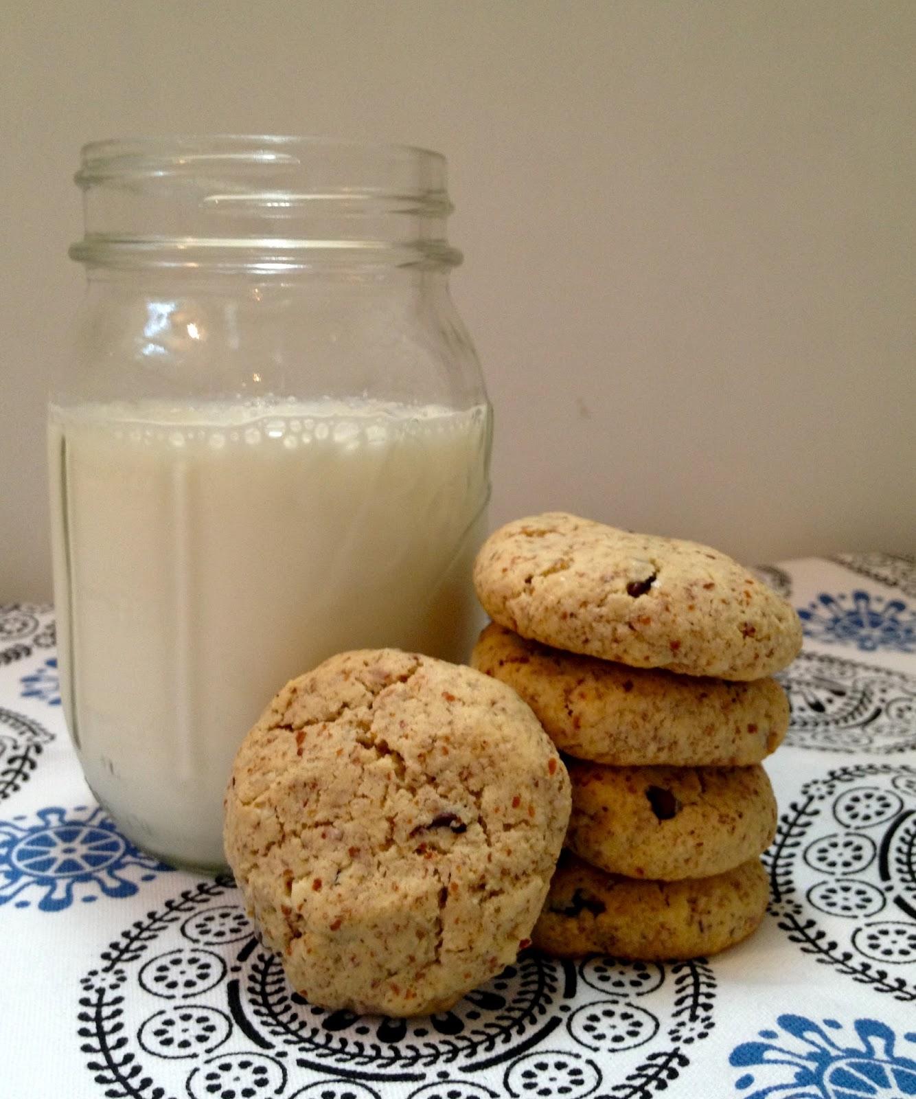 Gluten-Free Chocolate Chip Cookie | Swirl of Cinnamon