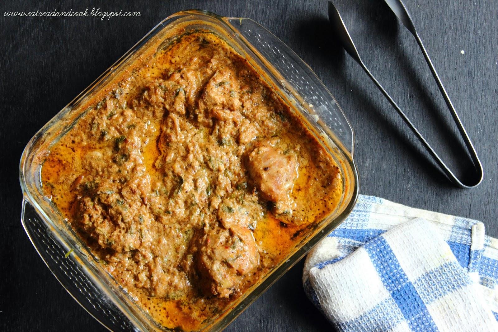 how to cook mughlai dum ka chicken