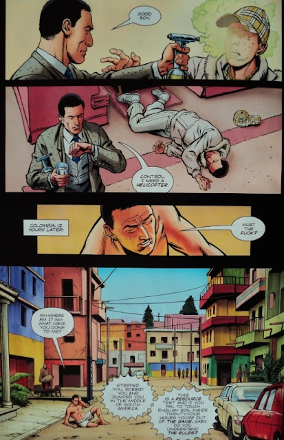 The Secret Service # 4 - Mark Millar Dave Gibbons