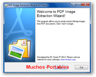 PDF Image Extraction Wizard v6.22 Pro Portable