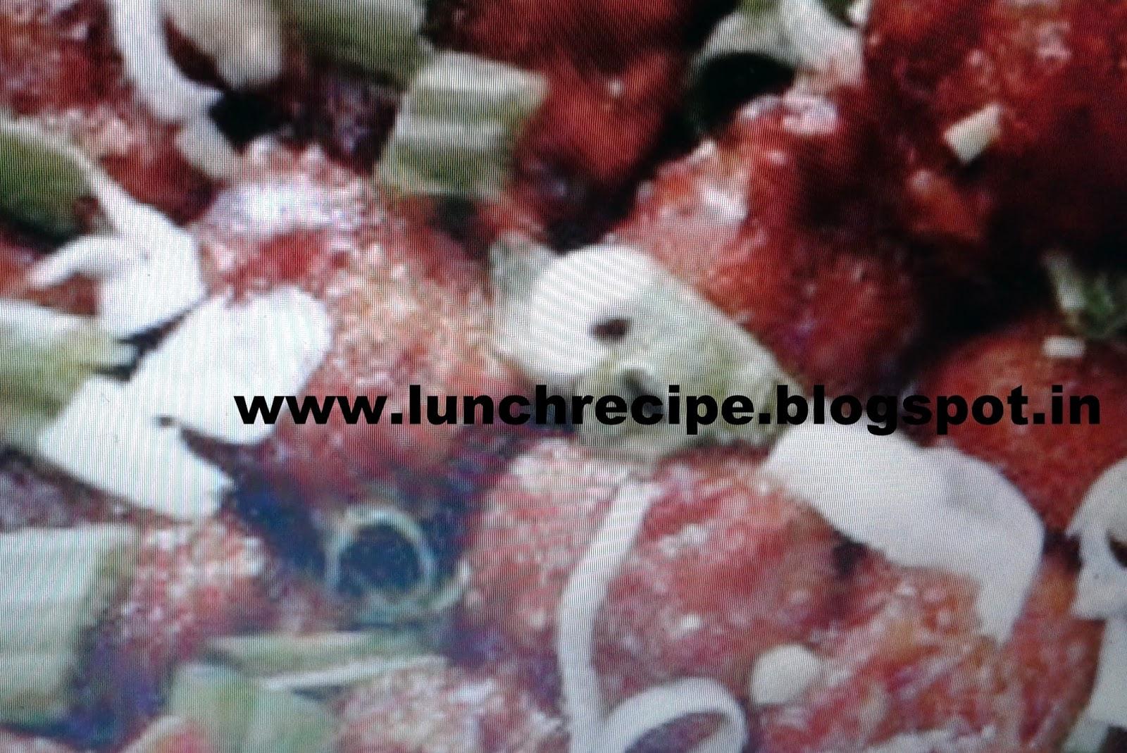How to mak Dry Vegetable Manchurian Recipe | Vegetable Manchurian recipe in hindi