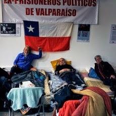 CHILE/VALPARAÍSO: HUELGA DE HAMBRE – MEMORIA Y DIGNIDAD