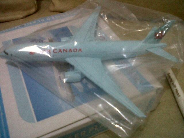 Canada - B777